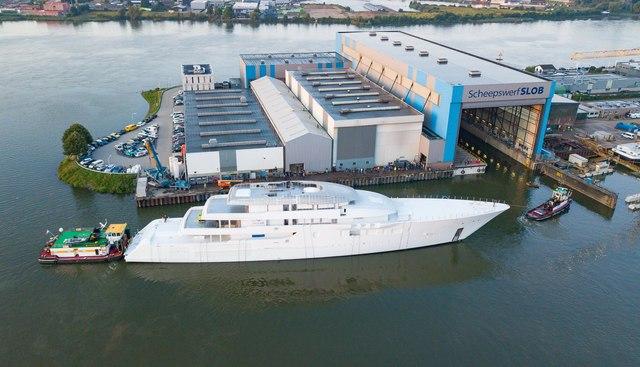 Feadship 1009 Charter Yacht - 5