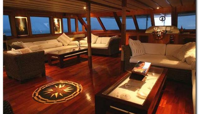 Ocean Divine Charter Yacht - 3