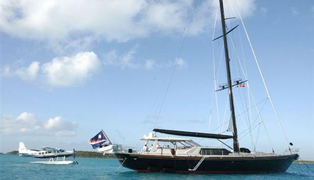 Tenacious Charter Yacht - 5