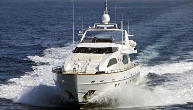 Helios Charter Yacht - 3