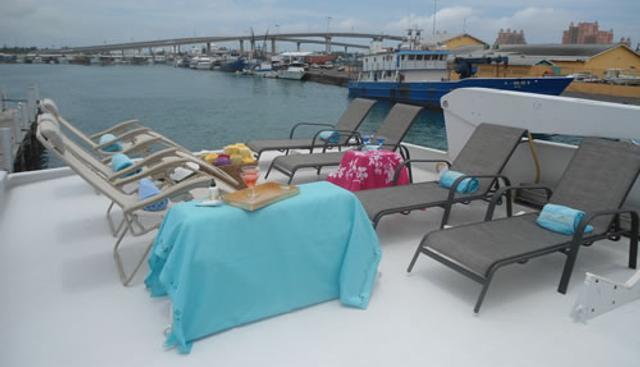 Island Time Charter Yacht - 3