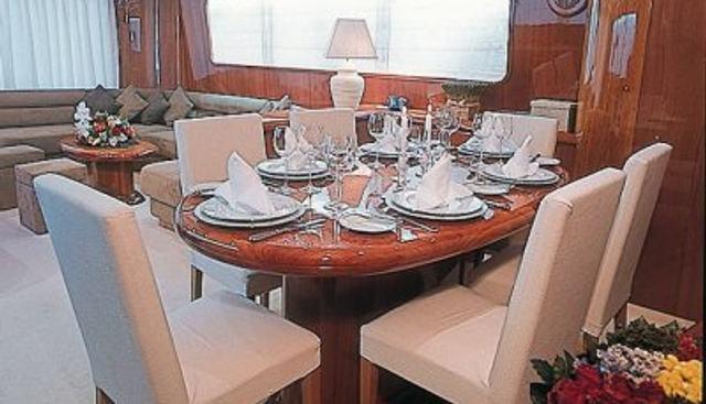 Ahida Charter Yacht - 2