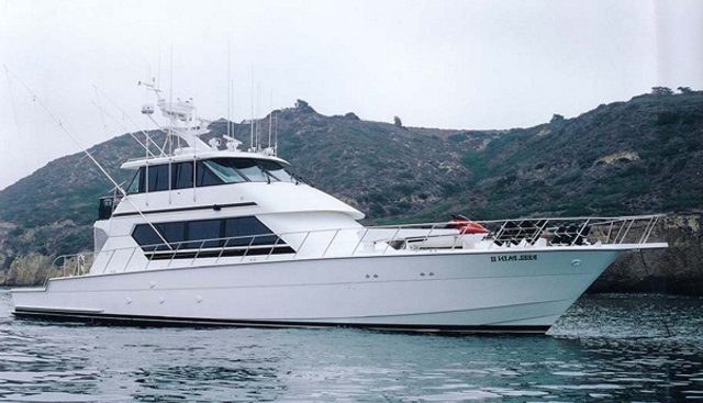 Reel Pain II Charter Yacht