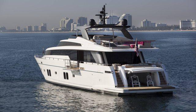 Monica Charter Yacht - 2