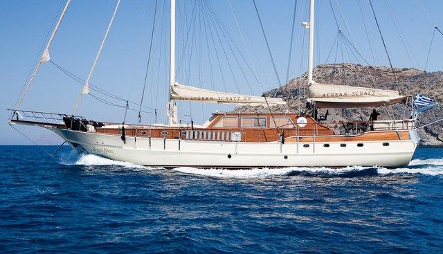 Aegean Schatz  Charter Yacht