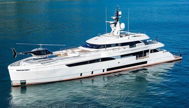 Cecilia Charter Yacht