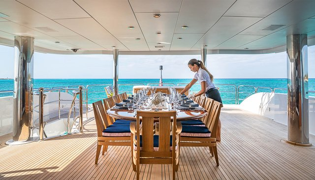 Carte Blanche Charter Yacht - 4