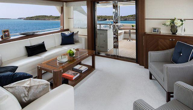 Entrepreneur Charter Yacht - 5