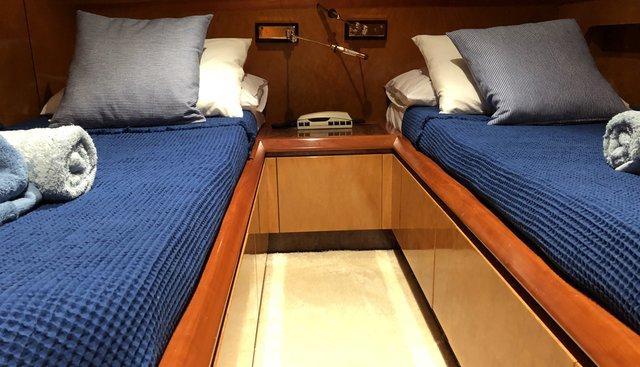 Furia Sexto Charter Yacht - 8