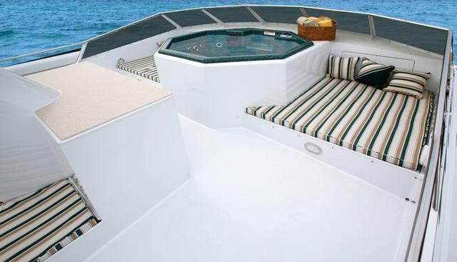 El Jefe Charter Yacht - 2