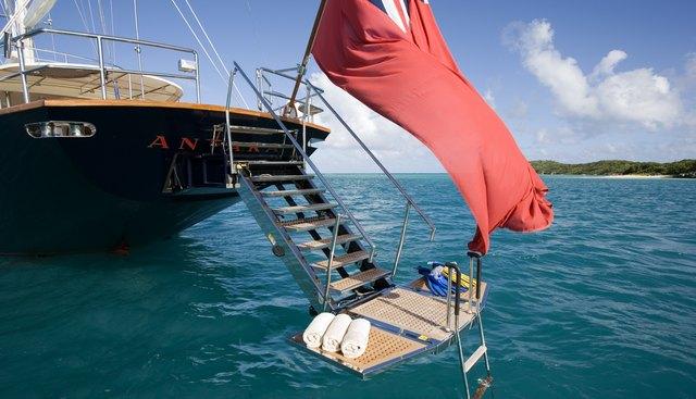 Antara Charter Yacht - 4
