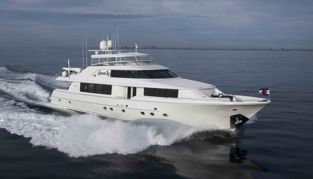 Sharon Lee Charter Yacht