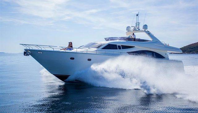 Yoyita Charter Yacht - 2