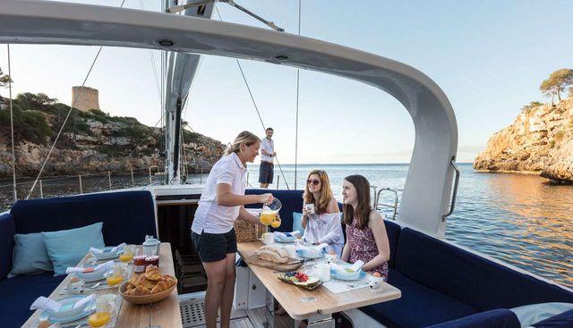 Amandine Charter Yacht - 5