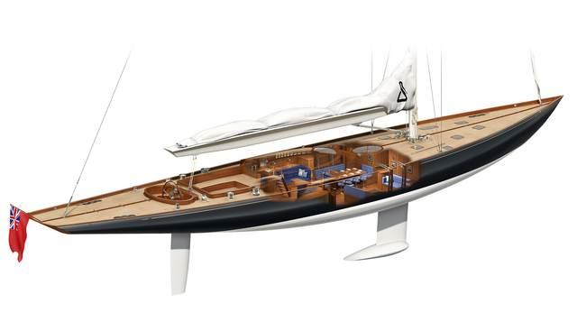 Cheveyo Charter Yacht