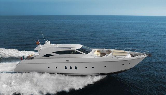 Anigota Charter Yacht