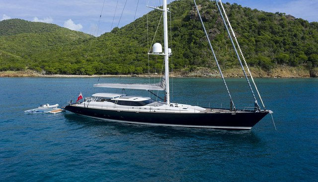 Radiance Charter Yacht