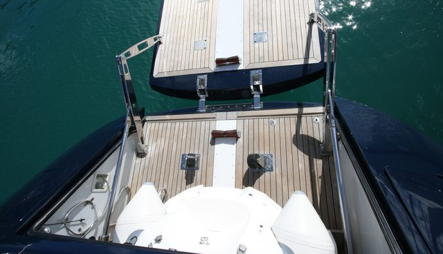 Mystery Charter Yacht - 5