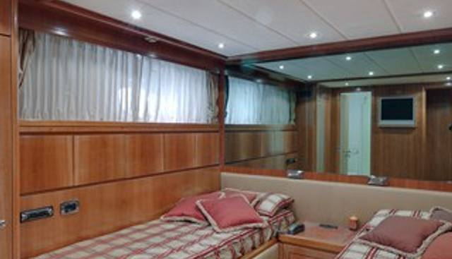 Puma Charter Yacht - 4