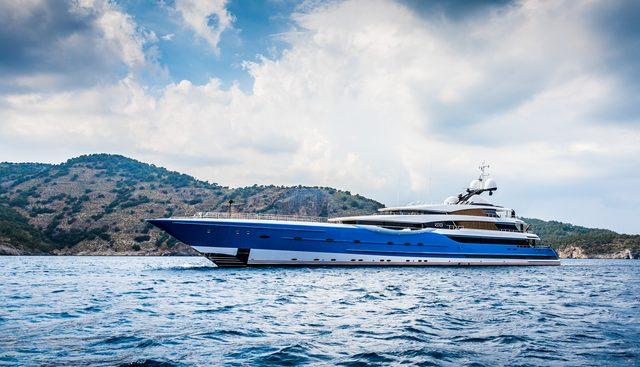 Madame Gu Charter Yacht - 2