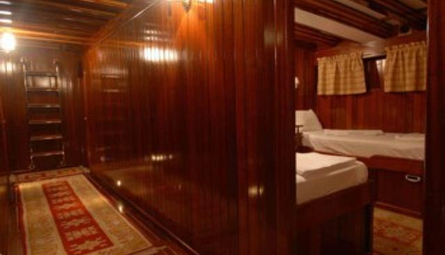 BAHRIYELI D Charter Yacht - 7