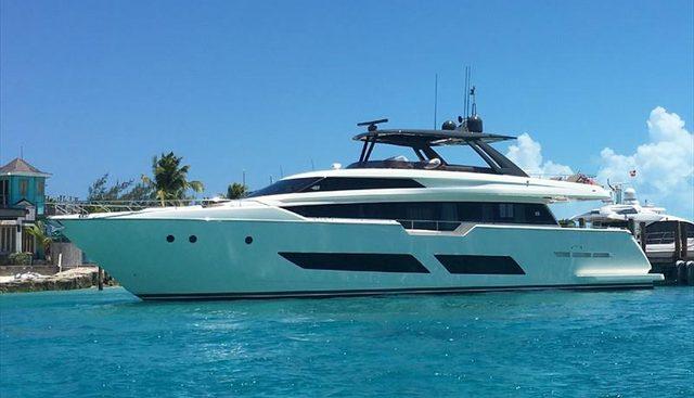 Euphoria Charter Yacht