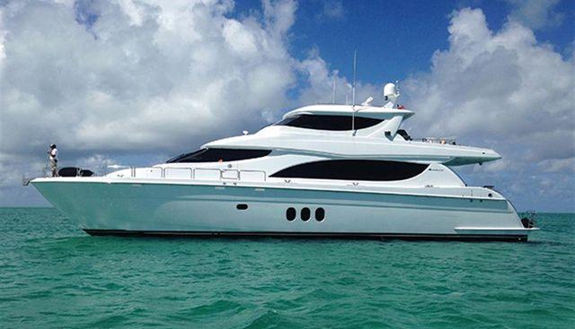Wreckless Charter Yacht