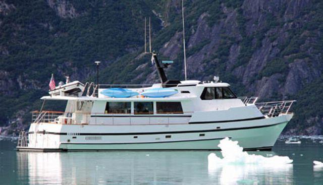Midnight Sun Charter Yacht