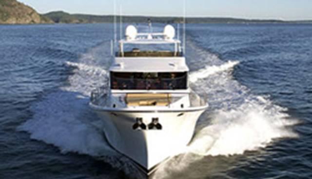 Tau Charter Yacht - 2