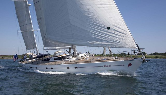 Apache Charter Yacht