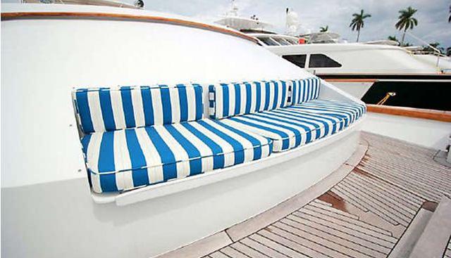 Zantino III Charter Yacht - 2