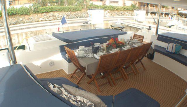 Aletheia Charter Yacht - 3
