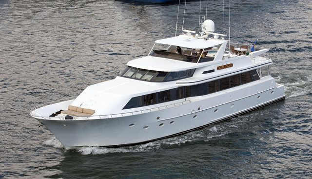 Hannah Charter Yacht