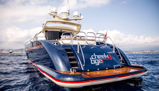 Cheeky Tiger Charter Yacht - 5