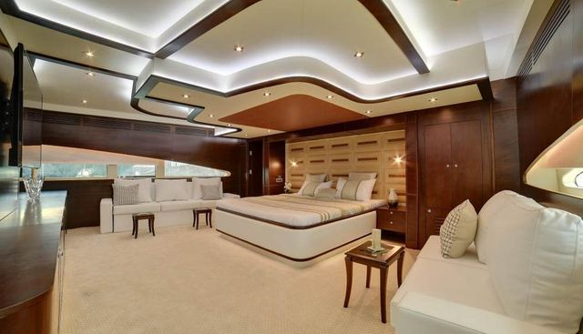 AS130 Charter Yacht - 6