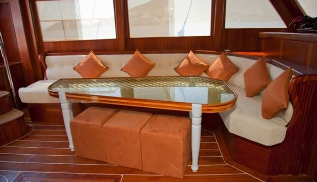 Mojo Charter Yacht - 8