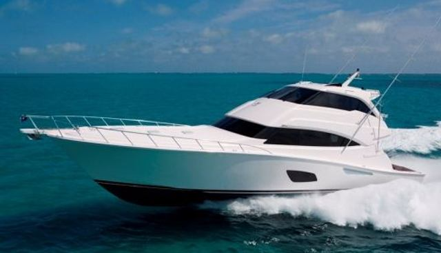 Moppie Charter Yacht