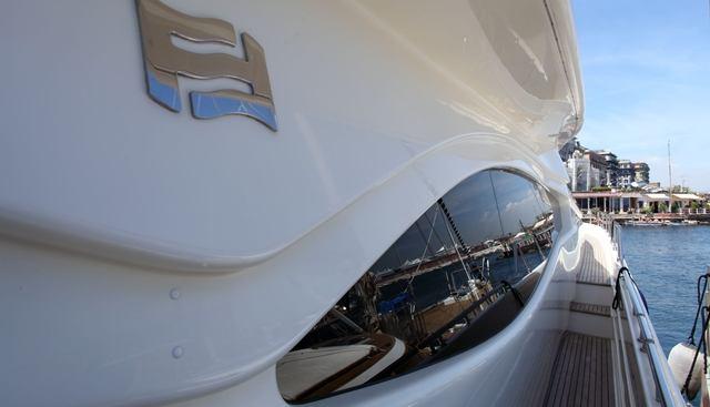 Pampero Charter Yacht - 6