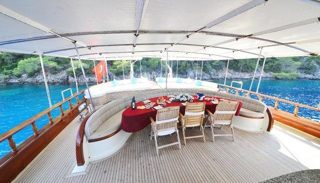 Berrak Su Charter Yacht - 8