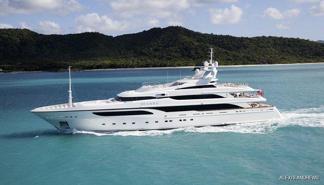 Seanna Charter Yacht