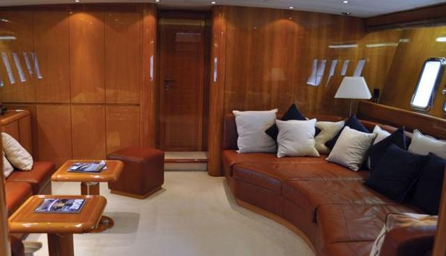 Rosso Charter Yacht - 5