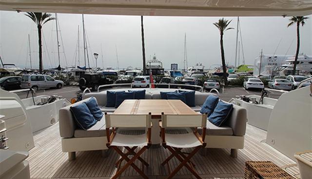 Elizabeth D Charter Yacht - 3