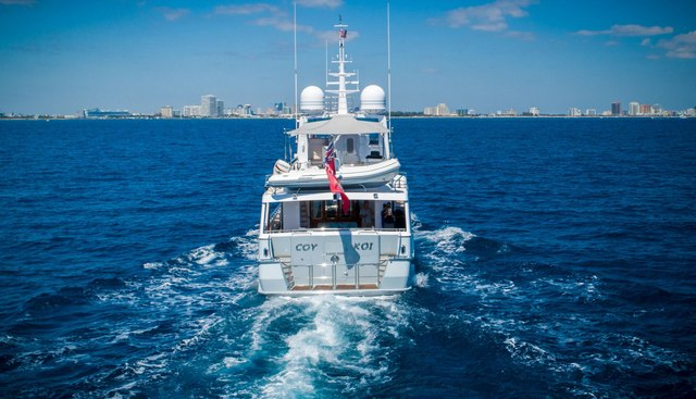 Coy Koi Charter Yacht - 7