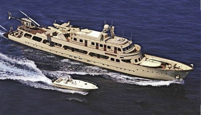 Nadine Charter Yacht