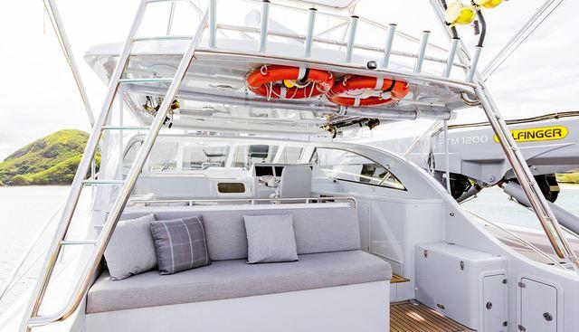 The Beast Charter Yacht - 4