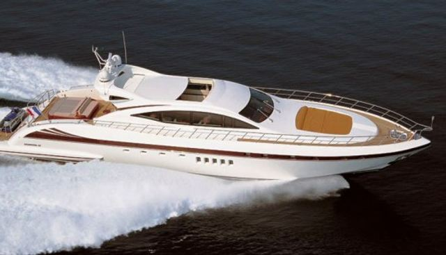 Illusion Charter Yacht