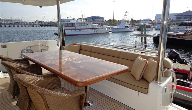 Lettamelina Charter Yacht - 4
