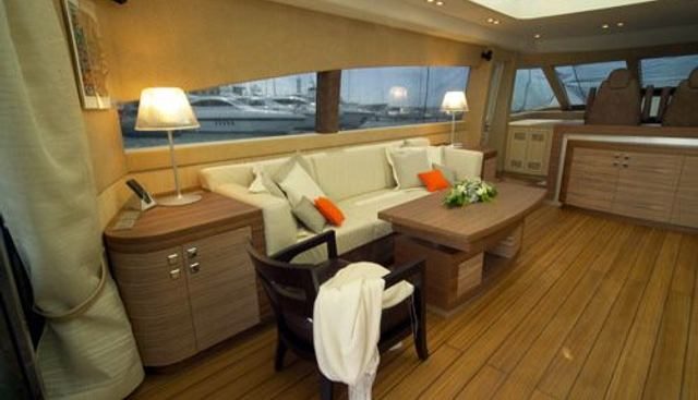George P Charter Yacht - 6