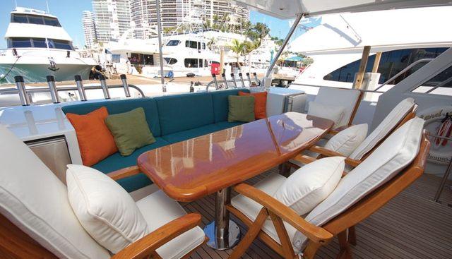 Bad Company Charter Yacht - 2