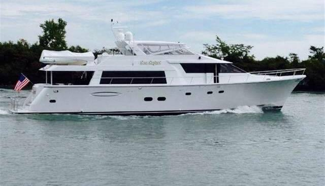 Sea Safari Charter Yacht